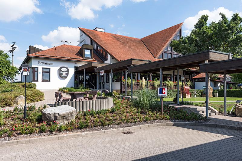 Autohof Wörnitz