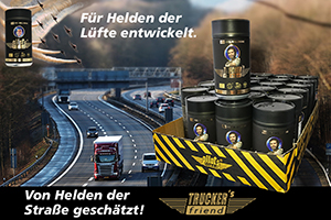 Sonder-Edition: TRUCKER´S FRIEND – BIO-FEEL-WELL DRINK