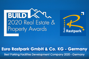 Euro Rastpark gewinnt Real Estate & Property Award 2020