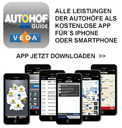 Autohof Guide App for iPhone and Smartphone